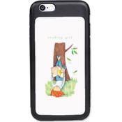 iPhone 6 Case Reading Girl